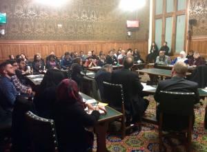 FOA brings Al-Aqsa to the heart of Parliament
