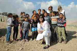 """Baroness Warsi - """"There must be a political solution to this conflict"""""""