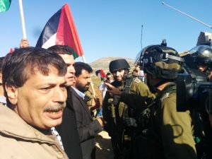 Israeli Soldiers Kill Palestinian Government Minister on Human Rights Day